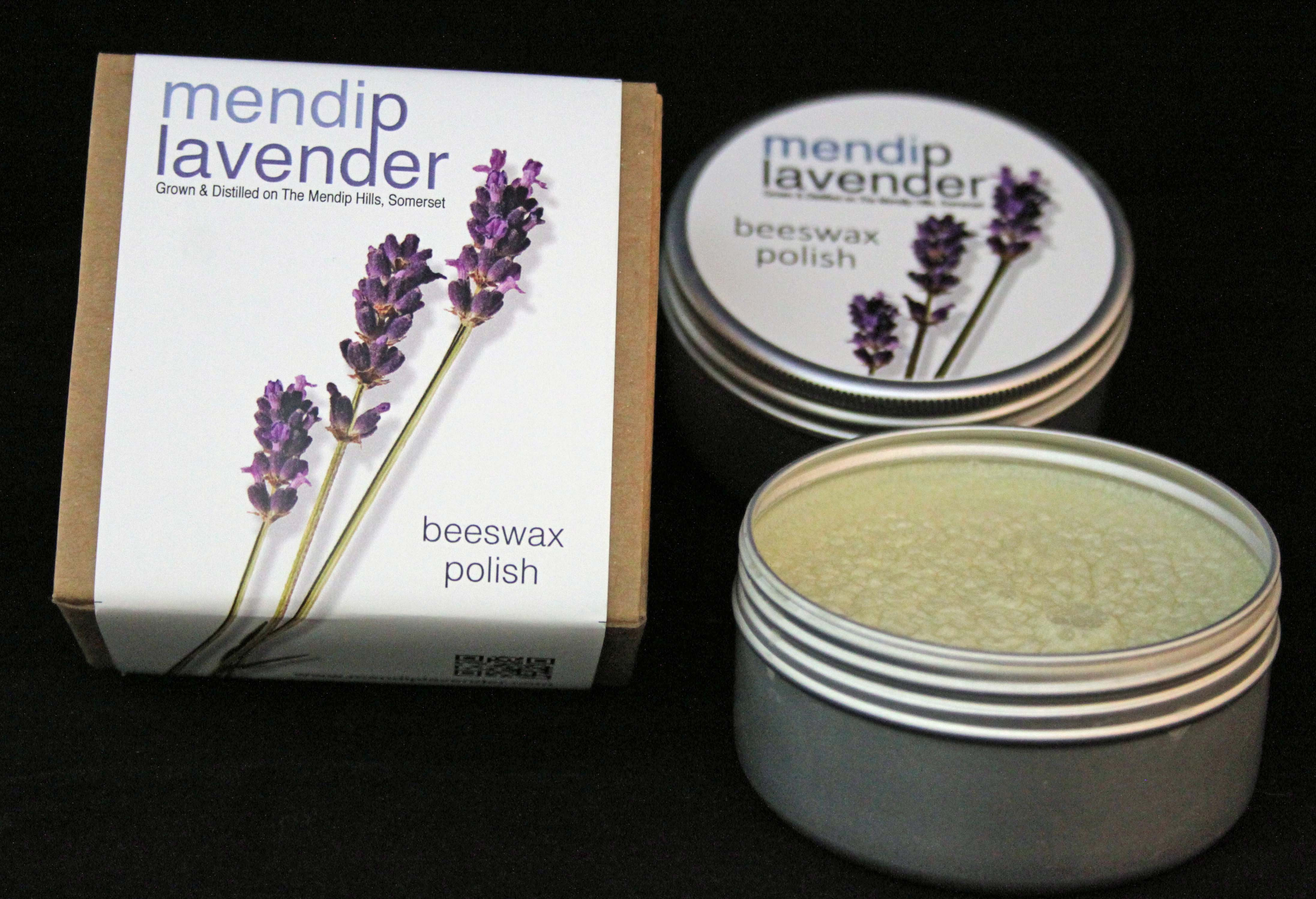 Lavender Beeswax Polish
