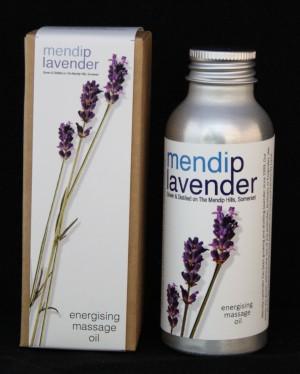 Energising Massage Oil