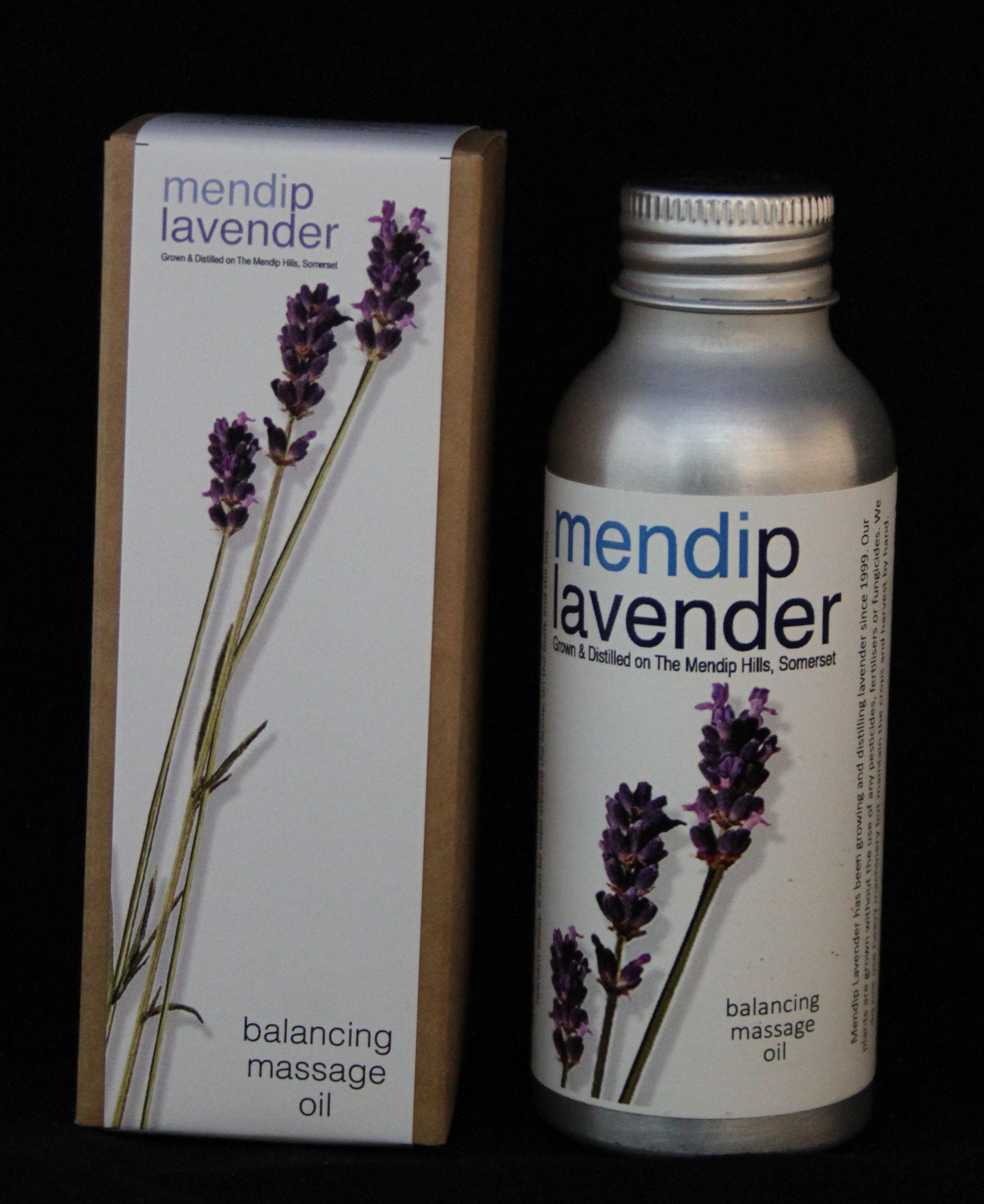 Balancing Massage Oil