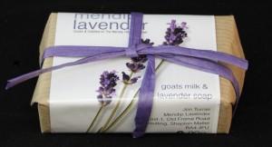 Goats Milk & Lavender Soap 90g